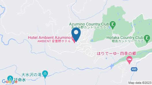 Izumigo Hotel Ambient Azumino Cottage Map