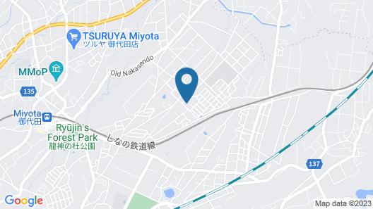 Forestsoul Karuizawa Map