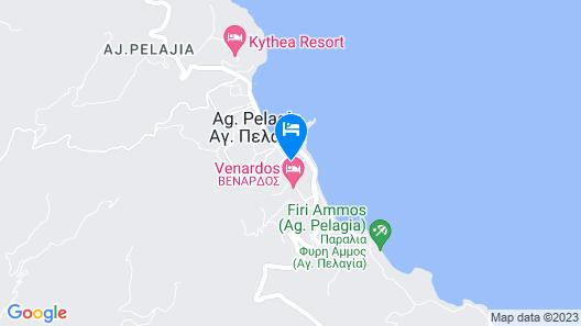 Kythea Resort Map