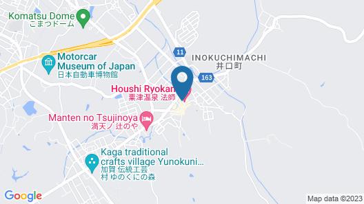 Houshi Map