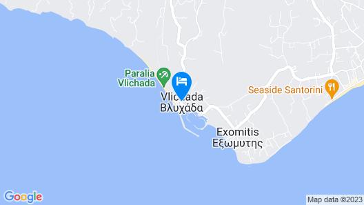 Family Village Santorini Map