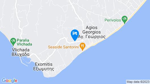 Ambeli Apartments Map