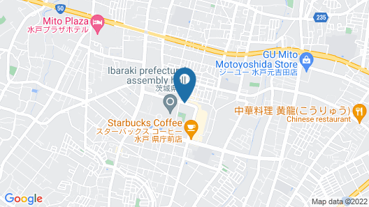 Hotel Sealuck Pal Mito Map
