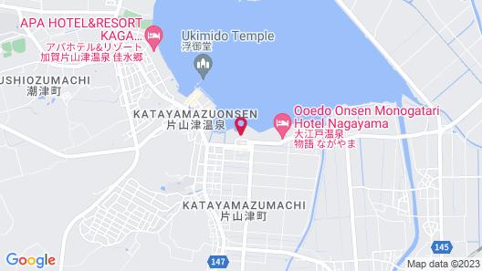 Kaga Kanko Hotel Map