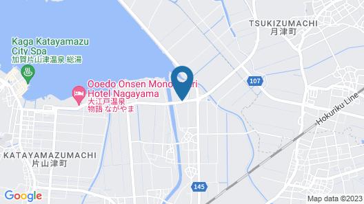 Diamond Katayamazu Onsen Society Map