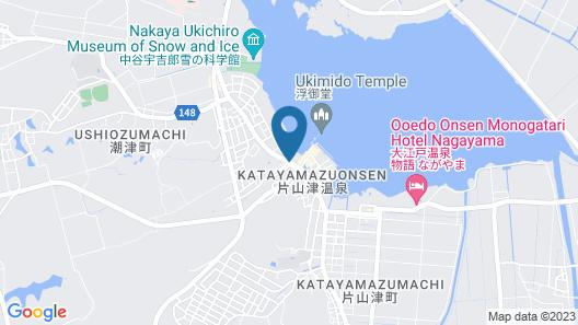 Yukai Resort Yataya Shotoen Map