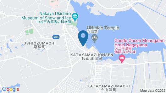 Yukai Resort NEW MARUYA Hotel Map