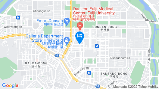 Good Morning Residence Hotel HUE Map