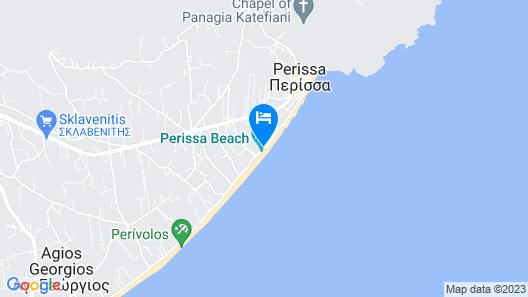 Sellada Beach Hotel Map