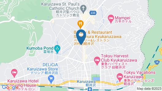 Kyukaruizawa Kikyo, Curio Collection by Hilton Map
