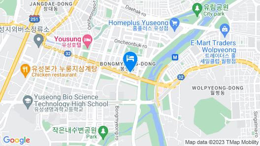 BJ hotel Map