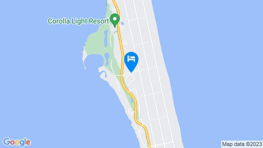 Villas at Corolla Bay by KEES Vacations Map