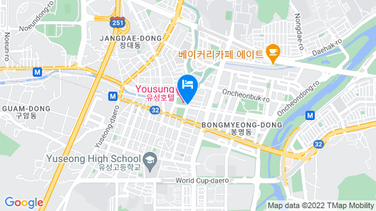 Yousung Hotel Map