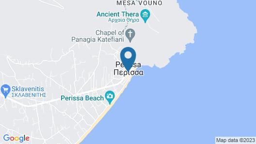 Veggera Hotel Map