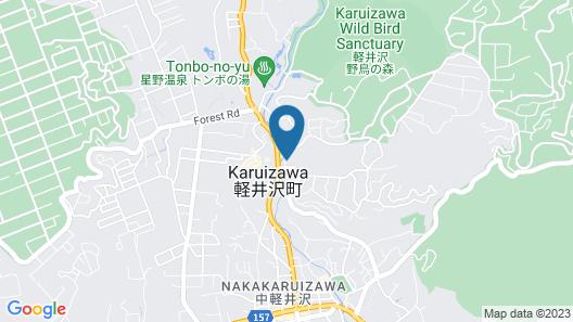 HOSHINOYA Karuizawa Map