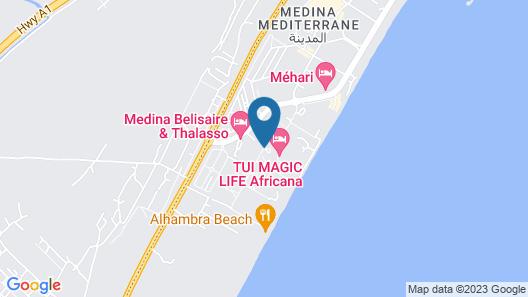 Magic Life Africana  Map