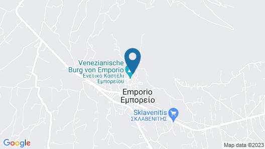 Timedrops Santorini Map
