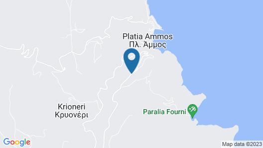 Astarti hidden retreats Map