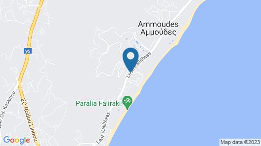 Grecotel LuxMe Dama Dama Map