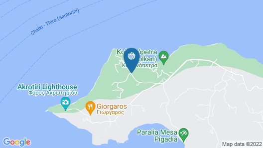 Phōs The Boutique Luxury Hotel & Villas Map