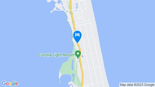 The Inn At Corolla Light Map