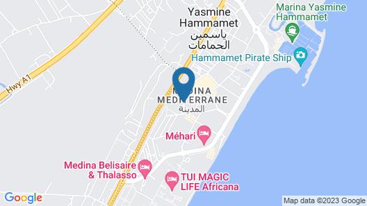Diar Lemdina Map