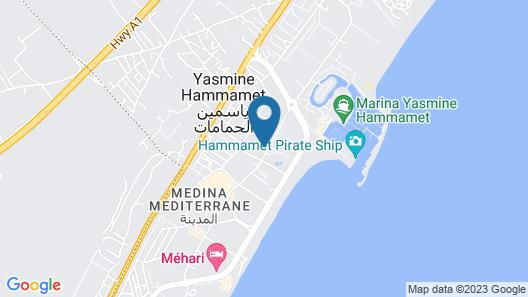 Chich Khan Map