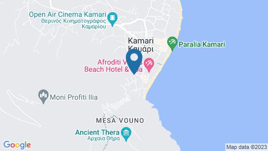 Cavo Bianco Boutique Hotel & Spa Map