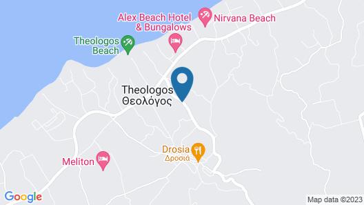 Summer Dream Hotel Map