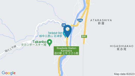 AKAO-KAN Map