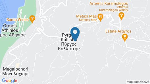 Zannos Melathron Map