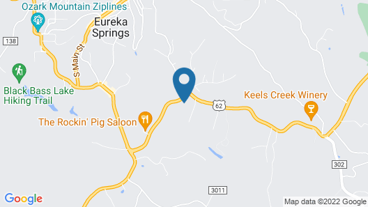 Stonegate Lodge Map