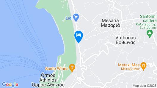 De Sol Spa Hotel Map