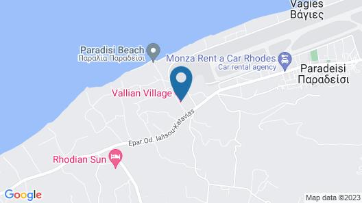 Vallian Village Map