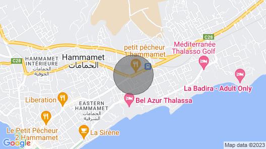 Beautiful Jasmine Residence Map