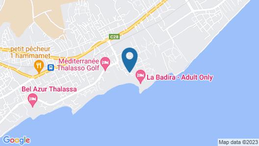 Le Sultan Map