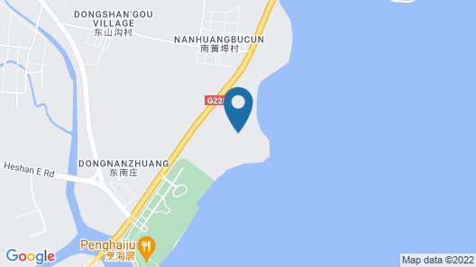 Crowne Plaza Qingdao Ocean Spring Resort, an IHG Hotel Map