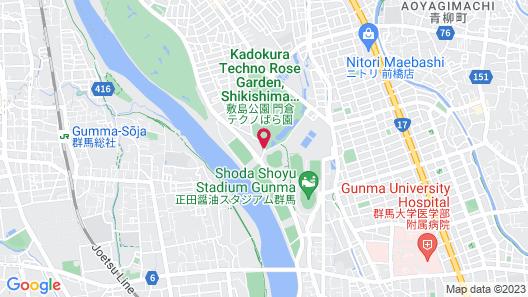 Shinhana no Chaya Map