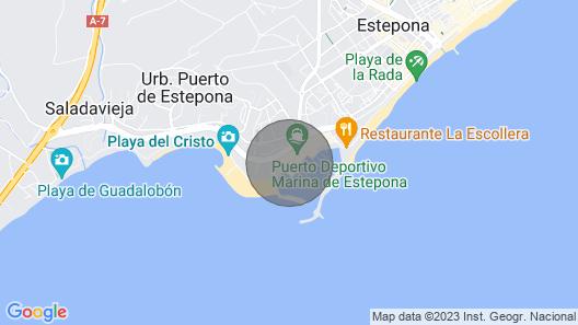 Apartment Puerto Paraíso III in Estepona - 4 Persons, 2 Bedrooms Map