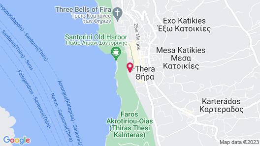 Keti Hotel Map