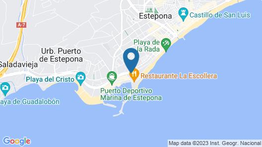 Bellavista Costa Del Sol Map