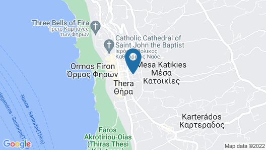 Olive Tree Suites Map