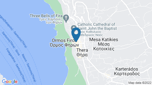Hotel Leta Map