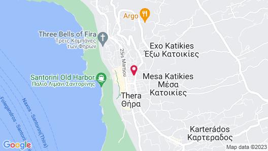 Bedspot Hostel Map