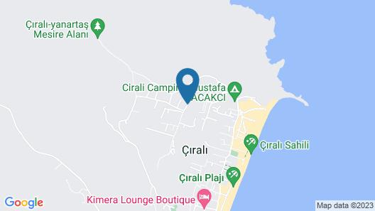Kücük Denizkizi Map