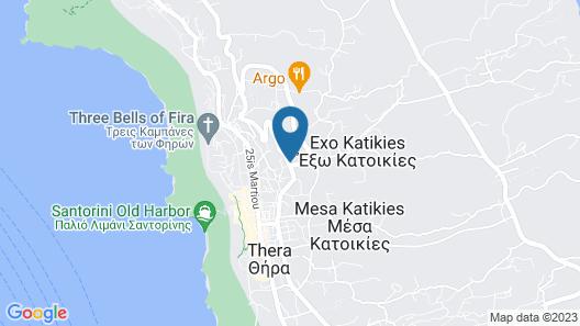 Irene City Villas Map