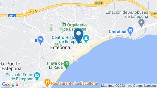 Casa de Las Remigias Map