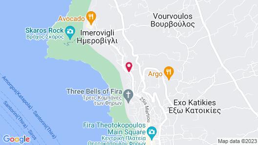 Splendour Resort Map
