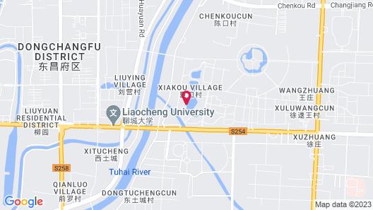 Greentree Alliance Liaocheng Dongchangfu District Map