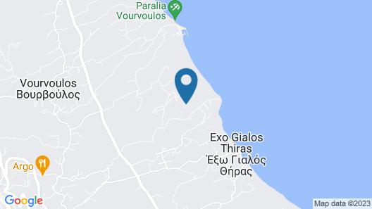 Desiterra Resort Map